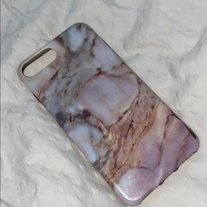 Colorful Marble IPHONE 7+ Phone Case